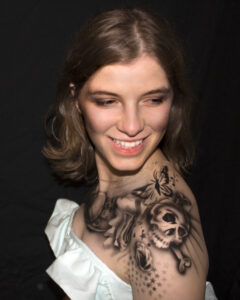 airbrush tattoos in rochester NY by impact arts company