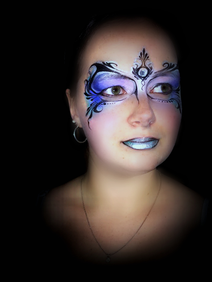 Impact Arts Company Face Painting by Sophia Rosman